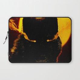 Malevolent Wolf Laptop Sleeve