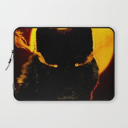 Malevolent Wolf Laptop Sleeve