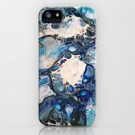Good Bye Blue Sky iPhone Case