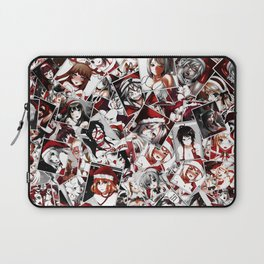 Christmas hentai Laptop Sleeve