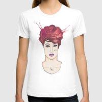 exo T-shirts featuring Exo Kai by Isaacson1974