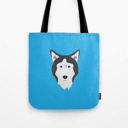 Lance Bright Blue Tote Bag
