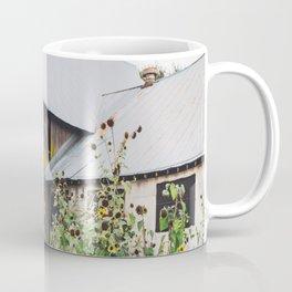 Metal Barn Coffee Mug
