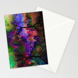 Everything is nothing 3 (therefore it was beautiful) Stationery Cards