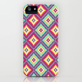Indi-abstract#07 iPhone Case