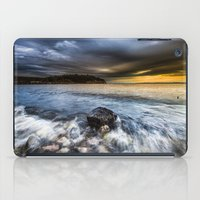 justice iPad Cases featuring Justice by HappyMelvin
