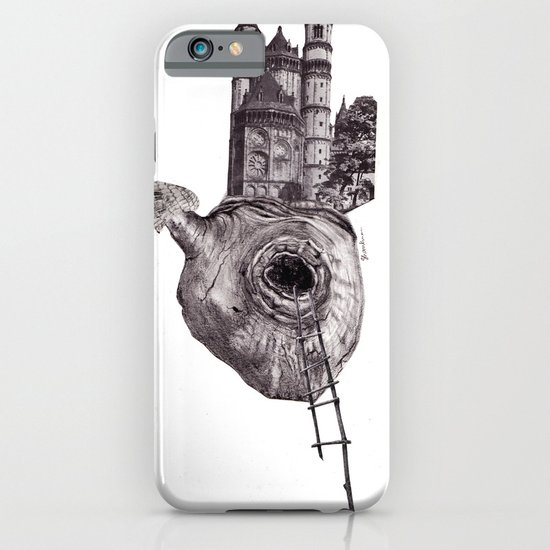 The Heart of The City iPhone & iPod Case