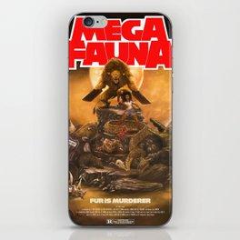 MegaFauna iPhone Skin