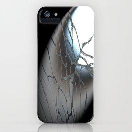 Broken Mirrow in the Spot   (A7 B0156) iPhone Case