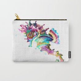 Baby Seahorse Carry-All Pouch