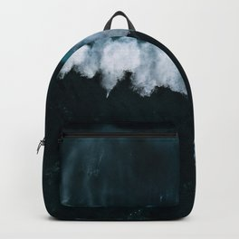 Wave in Motion - Ocean Photography Backpack