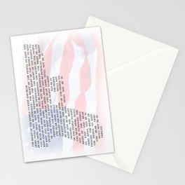 Second Amendment Stationery Cards