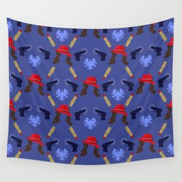 Agent Peggy Carter: Spying in Style Wall Tapestry