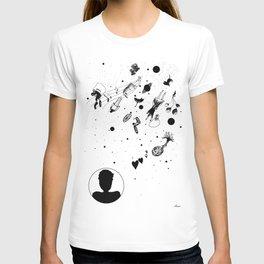 En el fin del mundo (At the end of the world) T-shirt