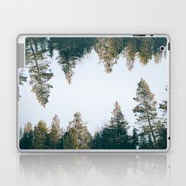 Forest Reflections IX Laptop & iPad Skin