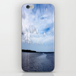 Lake Wimico iPhone Skin
