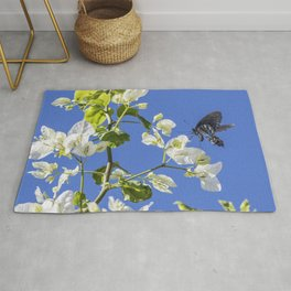 Pipevine Swallowtail Rug