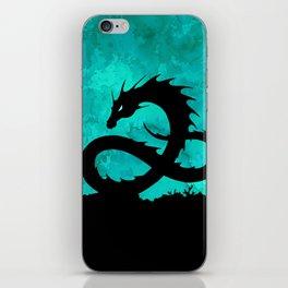 Sea Serpent iPhone Skin