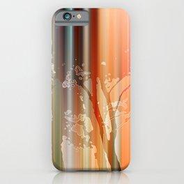 Rainbow lights - Eden Collection iPhone Case