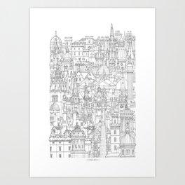 Edinburgh, Scotland Kunstdrucke