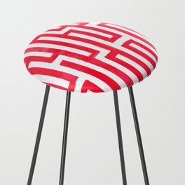 Enter the labyrinth Counter Stool
