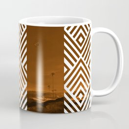 Diving Angel vintage Coffee Mug