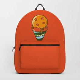 Saiyan Ice Cream Backpack