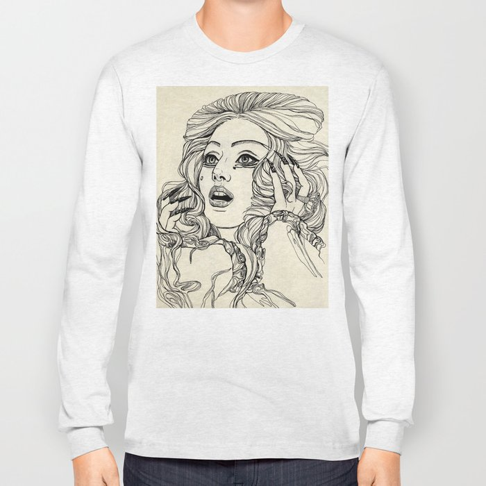 Judas Long Sleeve T-shirt