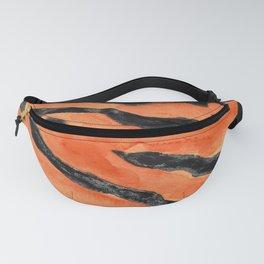 Tiger Stripes (Orange/Black) Fanny Pack