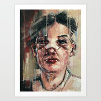 broken Art Prints featuring 'Broken' by Arthur R Piwko (picpoc)