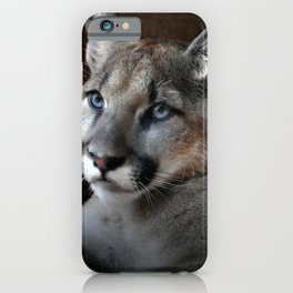 The Mountain Lion iPhone Case