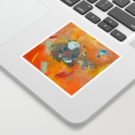 Damophila Julie Sticker
