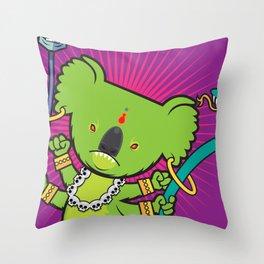 Oz Wizard Throw Pillow