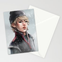 Experience With Heat Stationery Cards