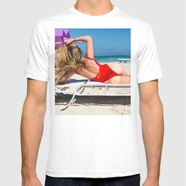 Baywatch back T-shirt