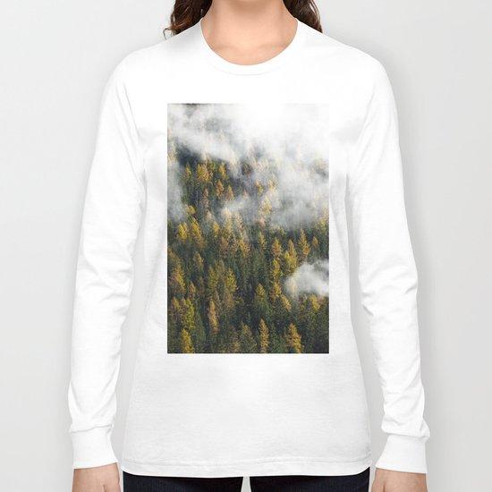Wander Like A Bird Long Sleeve T-shirt