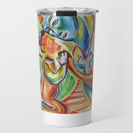 Sario Painter, Madre Travel Mug