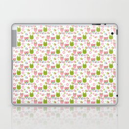 Whimsy Owls Laptop & iPad Skin