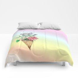 Vegan Ice Cream Comforters