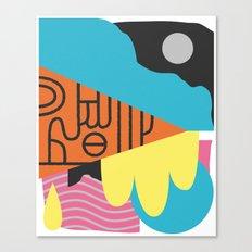 Espectre (#3) Canvas Print
