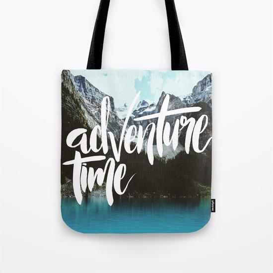 Adventure Time Tote Bag