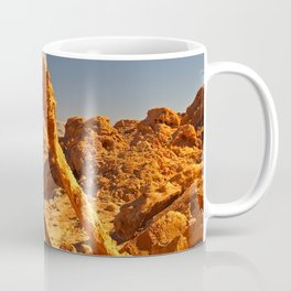 Elephant Rock in the Valley of Fire. Coffee Mug