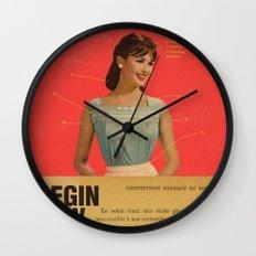 Motherhood Wall Clock