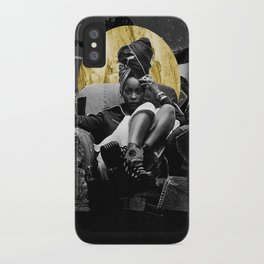 ode to badu; the lobo war XIII iPhone Case