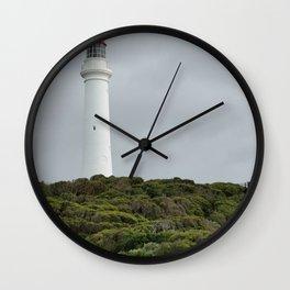 Lighthouse - Great Ocean Road, Victoria, Australia Wall Clock
