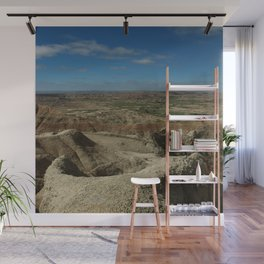 Amazing Badlands Overview Wall Mural