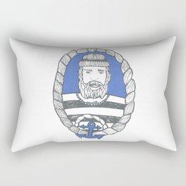 Burly Men : Sailor Rectangular Pillow