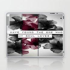 My soul loves Laptop & iPad Skin