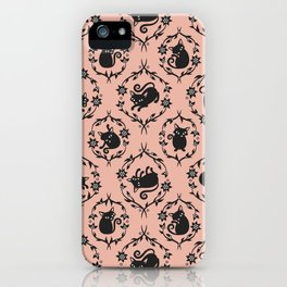Imma Kitty Cat iPhone Case