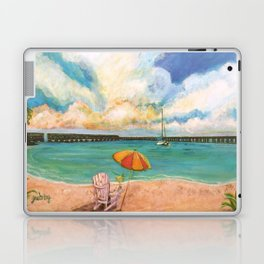 Seven Mile Bridge Laptop & iPad Skin